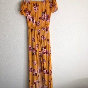 -size S short/dress jumpsuit